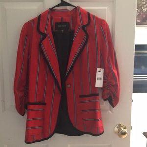 Karen Kane Nautical blazer
